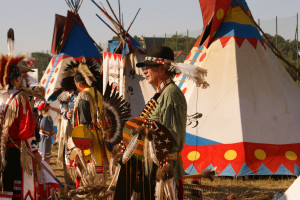 Ritterturnier und Indianer Events