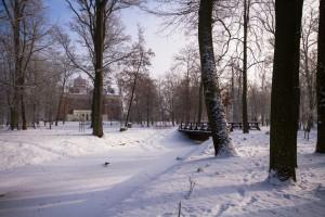 Castle and castle park