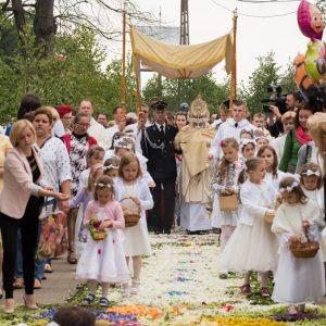 Corpus Cristi Procession at Spycimierz