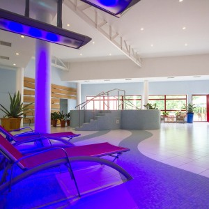Spa and wellness in Uniejow, central Poland